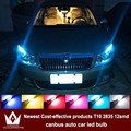 4x LED CANBUS Samsung 2835 Chip Clearance Lights For vw skoda octavia a5 2 rs fabia rapid accessories