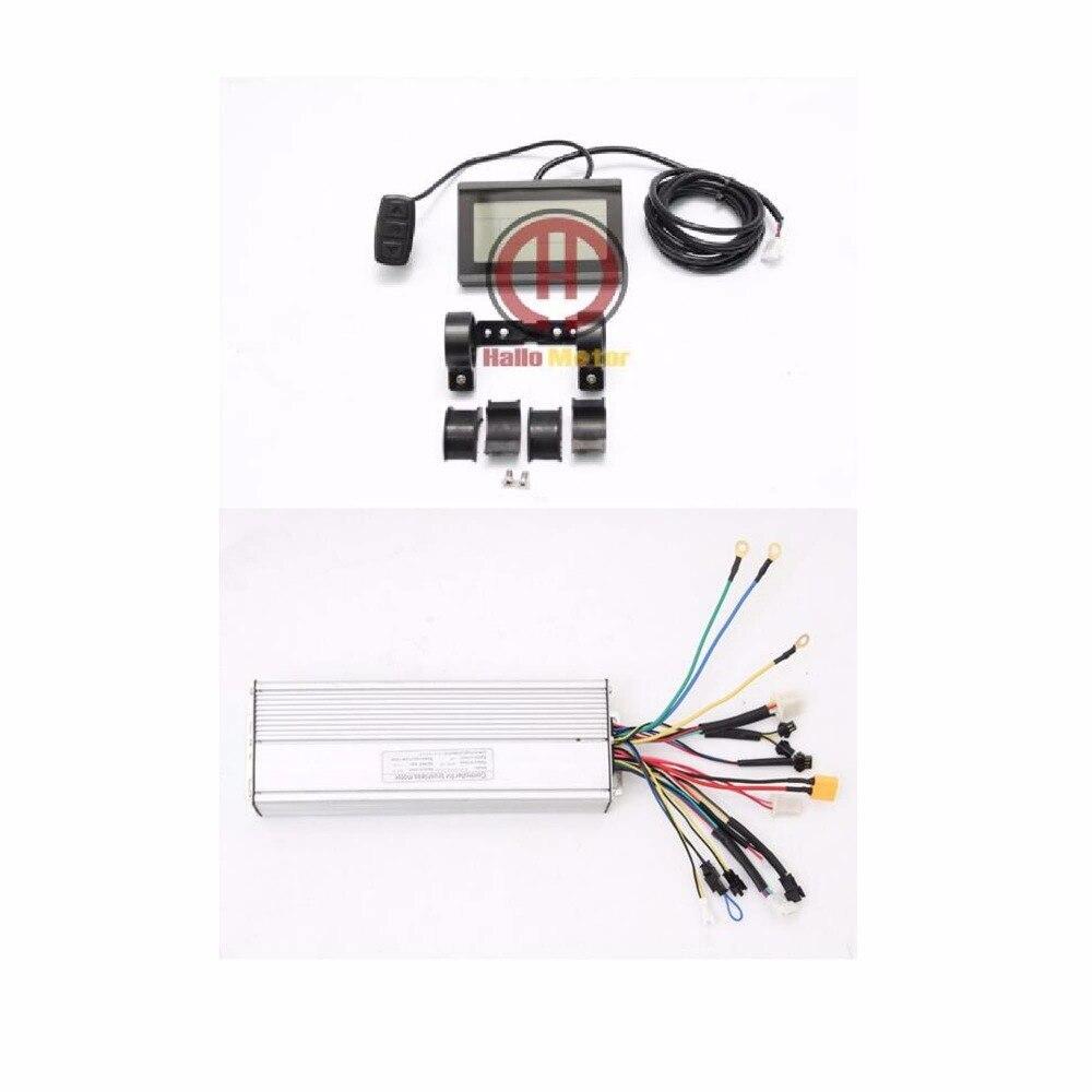 ebike controller 24v 36v 48v 1000w de onda sinusoidal