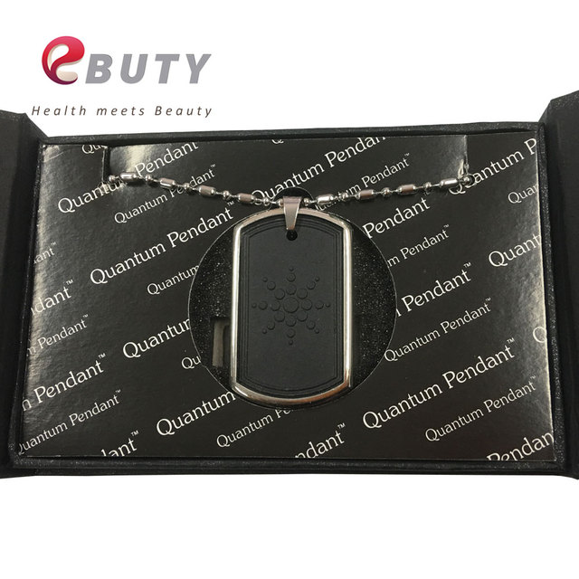 Ebuty energy pendant with stainless steel necklace lava quantum ebuty energy pendant with stainless steel necklace lava quantum pendants charms fashion jewelry wholesales price 50pcs mozeypictures Images