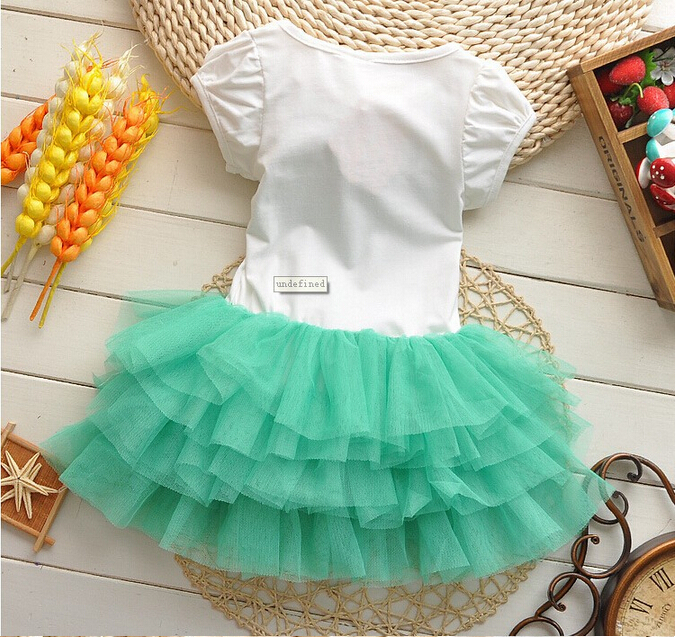 8416d73e6 BibiCola 2018 summer baby girls hello kitty dresses bow princess lace dress  lovely baby girl clothes Mini Tutu Dress Summer-in Dresses from Mother &  Kids on ...