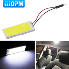 Car led 8W COB 36 Chip LED Car Interior Light 12V Car LED Panel light Car Interior lights Parking fog lights Super Bright White