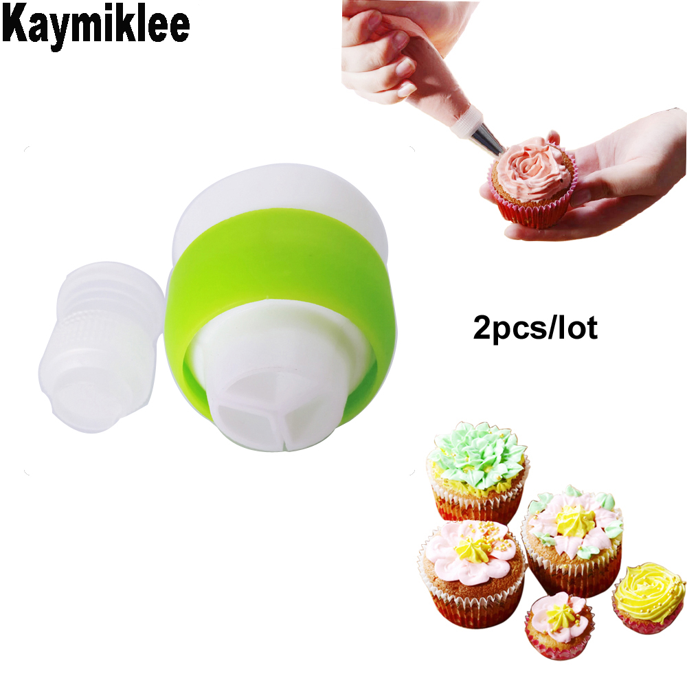 6 Couplers for Cake Dcorating