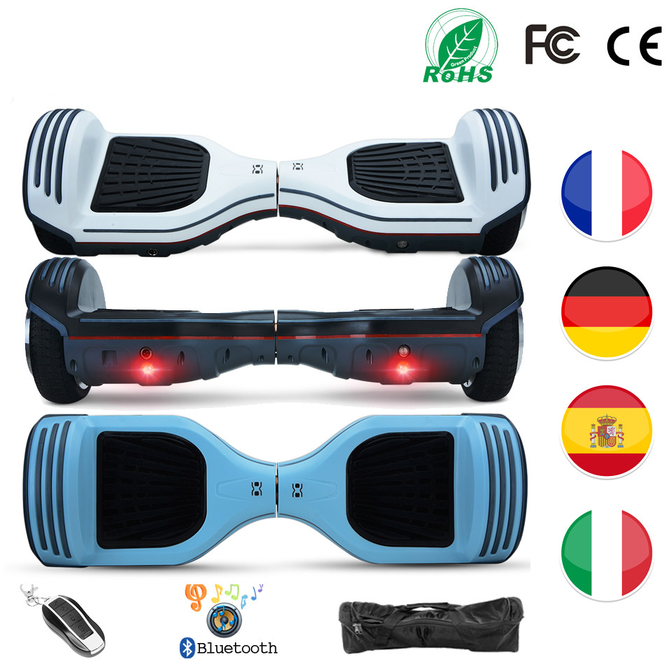 Trottinette Electrique Hoverboard Electrico Overboard Deskorolka Elektryczna  Oxboard Elektrikli
