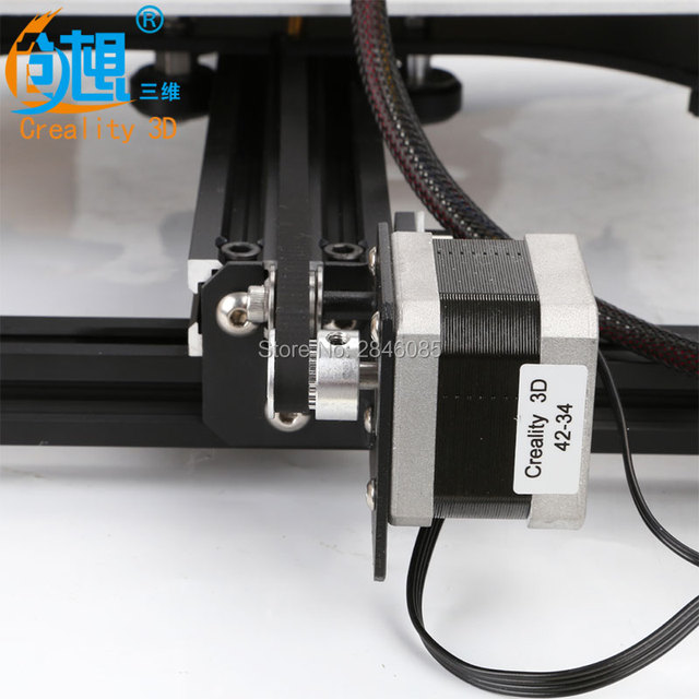 US $18 62 19% OFF|1PCS/Lot CREALITY 3D CE certification 2Phase RepRap  Stepper Motor 42 motor 42 34/40/60 motor For REPRAP Makerbot 3D Printer-in  3D