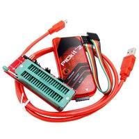 1SET PICKIT2 Programmer PIC ICD2 PICKit 2 PICKIT 3 Programming Adapter Universal Programmer Seat FZ0508