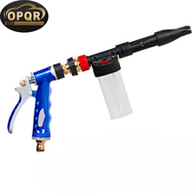 Water Soap Shampoo Sprayer Car Washer Snow Foamer Water Gun Profession cleaner car washer blue Foam Gun Snow Foam Lance