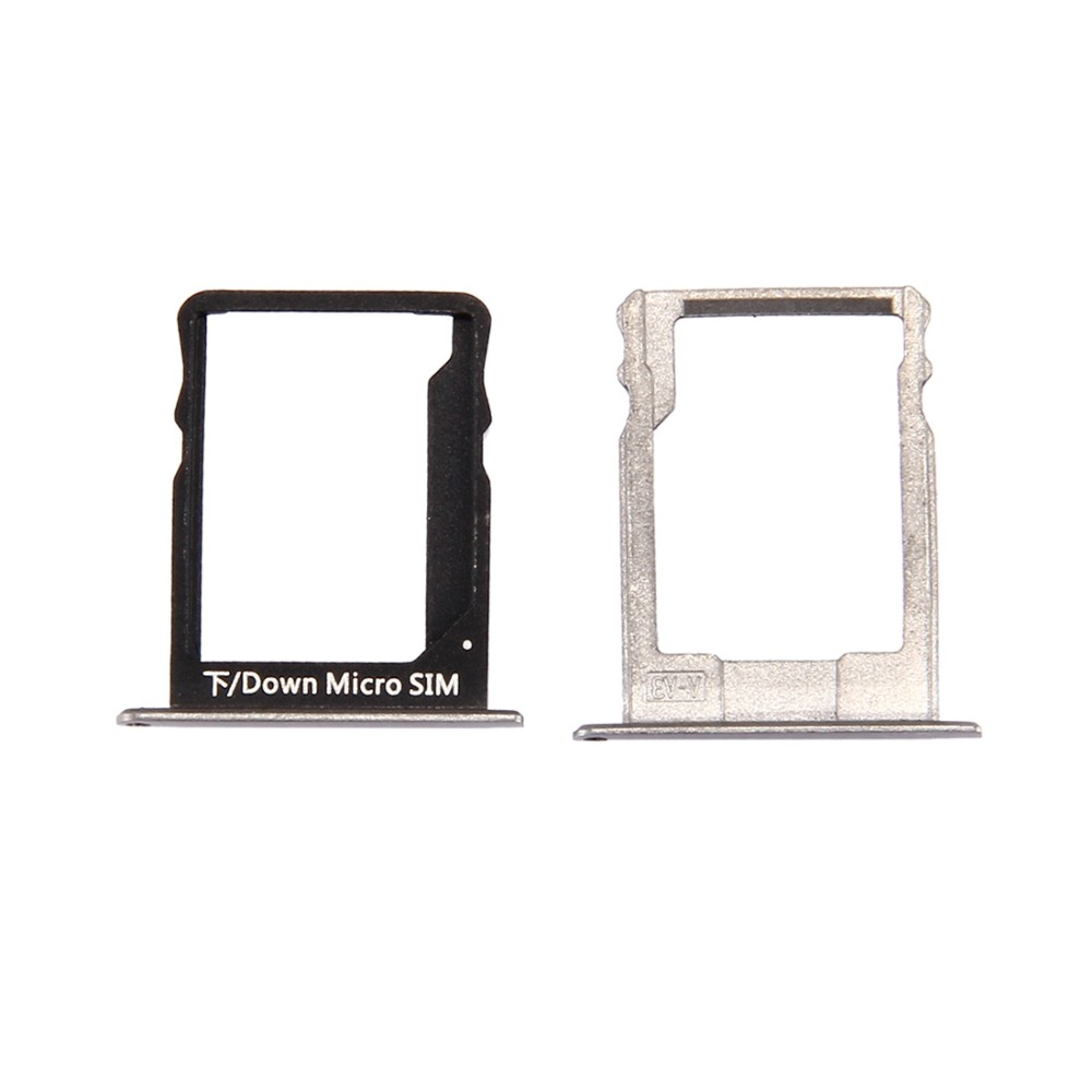 iPartsBuy for Huawei P8 Lite SIM Card Tray and Micro SD Card Tray