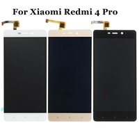 For Xiaomi Redmi 4 Pro LCD Display Touch Screen Digitizer Tested Good Replacement For Xiaomi Redmi4