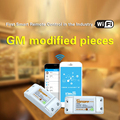 3pcs Sonoff Sonoff Remote Wireless Switch,Wifi Switch Timer controlled by phone App for Smart Home Intelligent WiFi Center