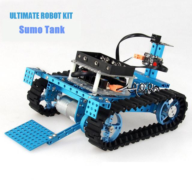 ultimate Advanced Robot Kits Maker diy programmable toys