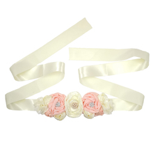 Retail 1 pcs/lot  Baby Sash Belt Wedding Sashes from queenbaby