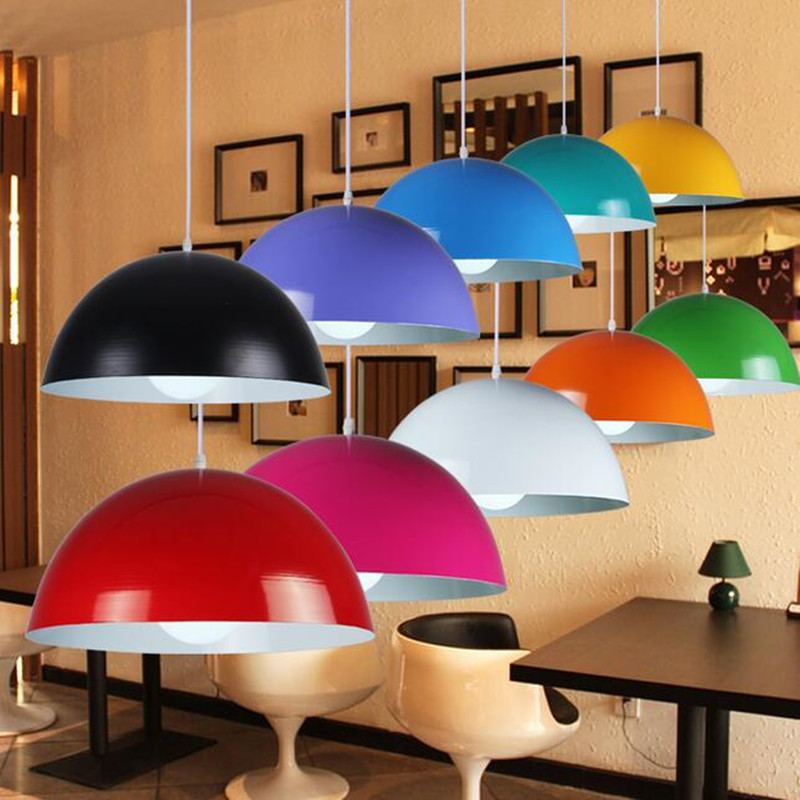 ASCELINA Colorful Modern Pendant Light Cord Decoration For Bar Lamp Parlor Light Bargain Variety Pendant Lamp Pendant Lights цены