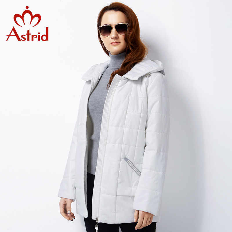 b3870558 Astrid New 2019 Spring Jacket Professional Plus Size Brand Spring Women  Coat Big Size Winter Jackets Woman Large Size AM-2561