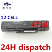 HSW nowy 12 komórki laptop battery AK.006BT. 020 AK.006BT. 025 5732Z 5735 5737Z AS07A31 dla Acer Aspire 5738 5740 5740G 7715Z AS5740