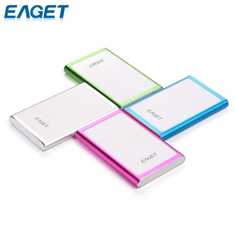 EAGET G90 500GB Hard Disk HDD 2 5 Ultra thin USB 3 0 High Speed Portable