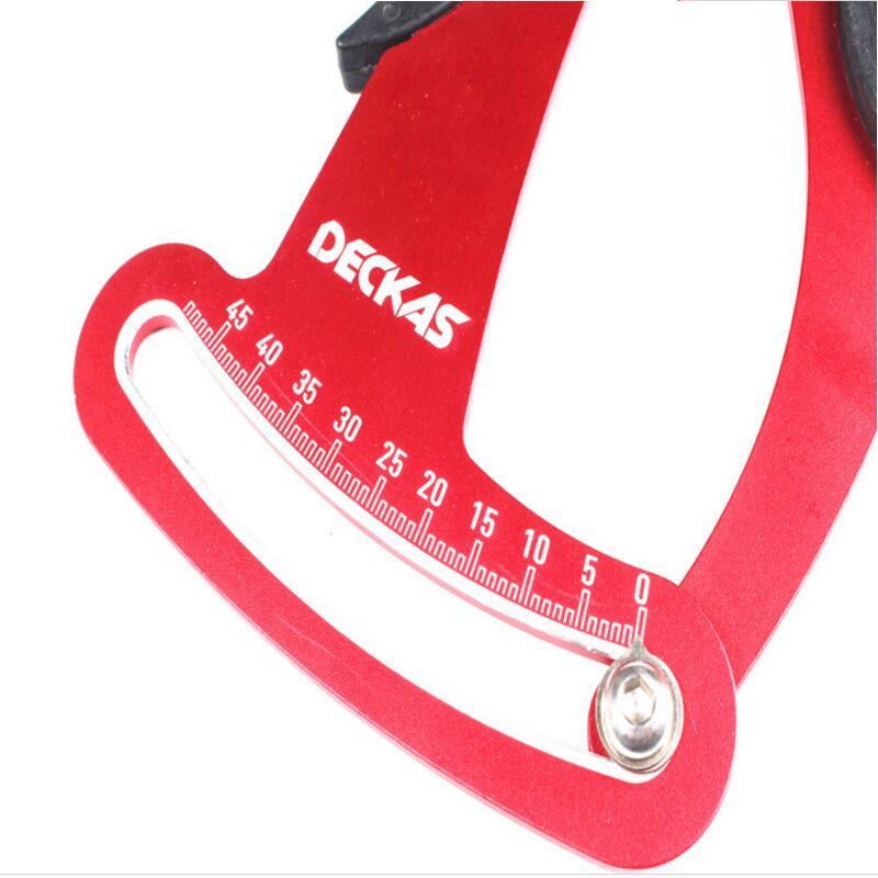 Deckas Bike Indicator Attrezi Meter Tensiometer Bicycle Spoke Tension Wheel Builders Tool Bicycle Spoke Repair Tool 6