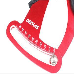 Image 5 - Deckas indicateur vélo Attrezi compteur tensiomètre rayon de bicyclette Tension roue constructeurs outil bicyclette rayon outil de réparation