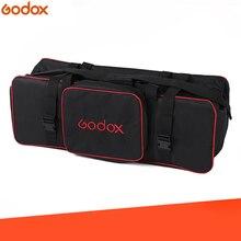 Godox CB-05 фон для фотосъемки фото студийная вспышка-Стробоскоп осветительная стойка набор для переноски Чехол Сумка