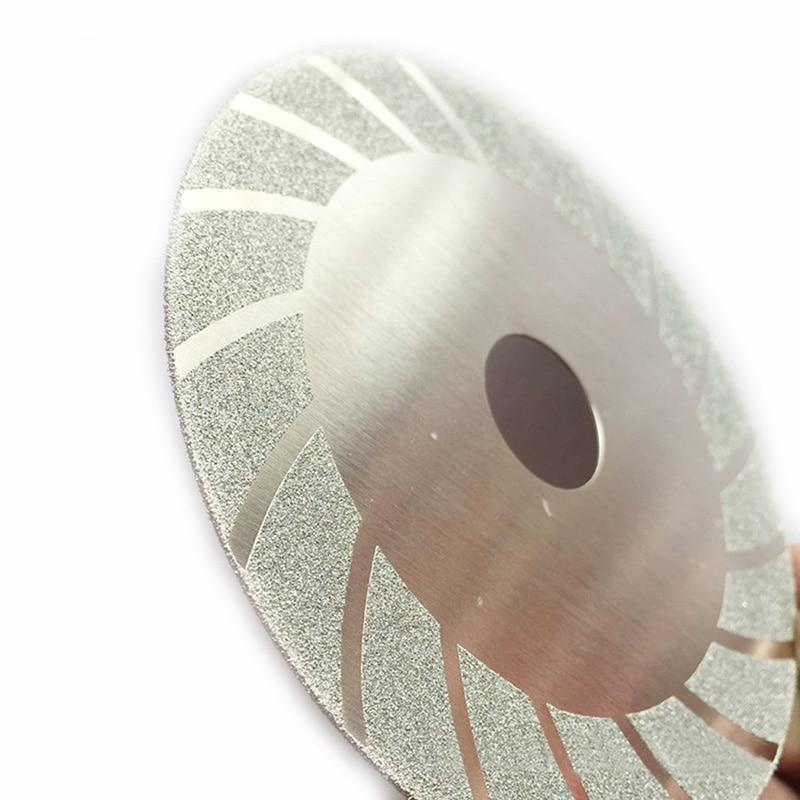 100 mm-es gyémánt darabolótárcsa a dremel szerszámokhoz - Csiszolószerszámok - Fénykép 4