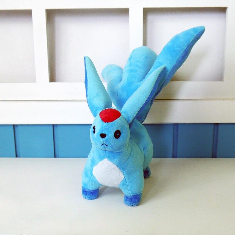 Final Fantasy XV FF14 FF15 carburateur Cosplay mascotte bleue jouet 26 cm peluche et peluche dessin animé poupée