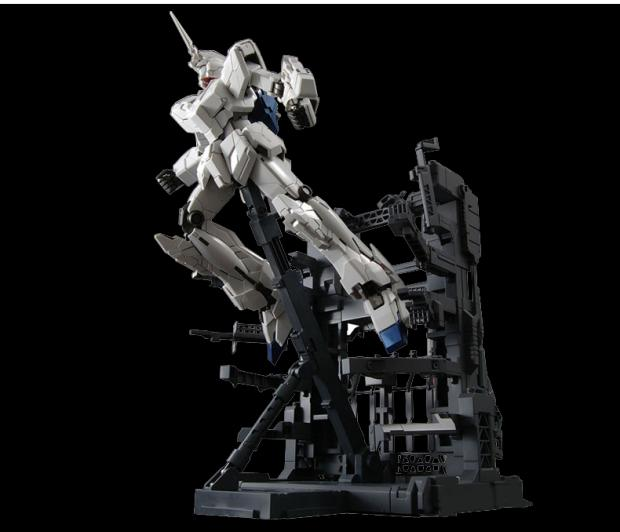 1:100 MG Gundam 20cm 1:100 RX-0 MG Model Gundam Unicorn Assembled Gundam Model toy With Container and Holder Christmas gift cmt instock dragon momoko 1 60 pg unicorn gundam rx 0