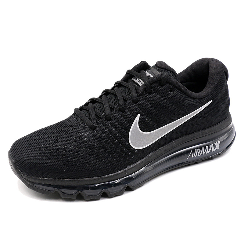144cbaecd0a3c Original Official Nike Air Max 2018 Breathable Men s Running Shoes Sports  Sneakers Winter Sneakers Air Cushion Shoes Outdoor-in Running Shoes from  Sports ...