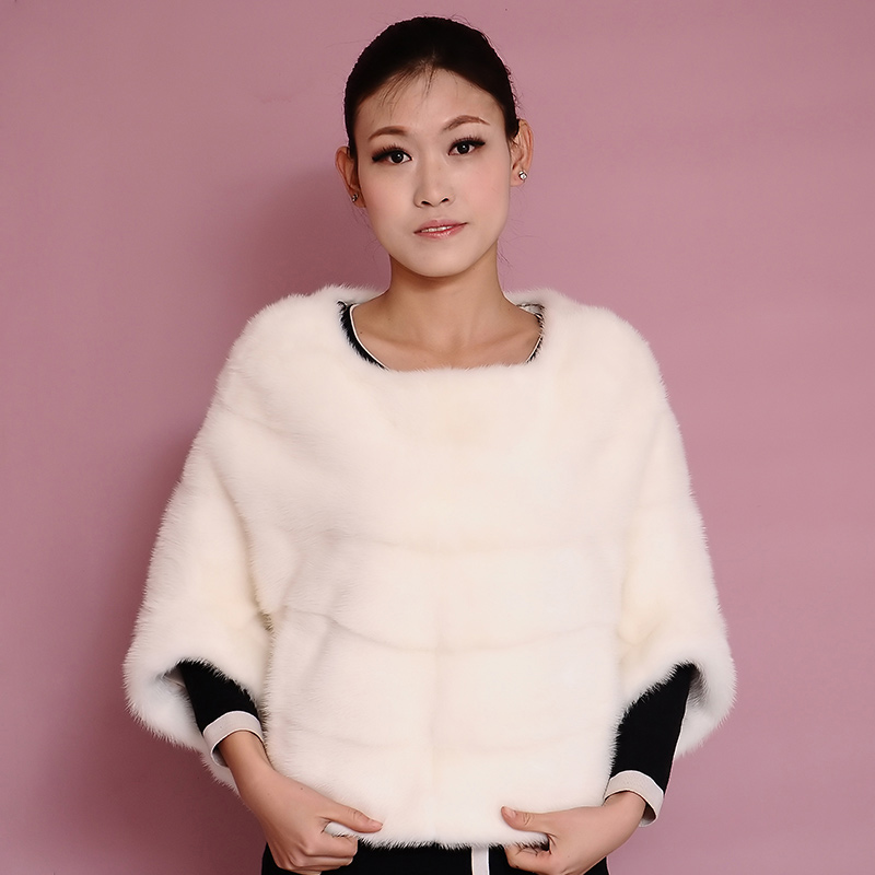 Nouvelle Fourrure Courte Vison Manteau Importés Lavande Coats2016 D'hiver rouge noir Mode Coréenne Russe Cultivant Et Manches rose blanc C De Tête La Femme ttO7wq