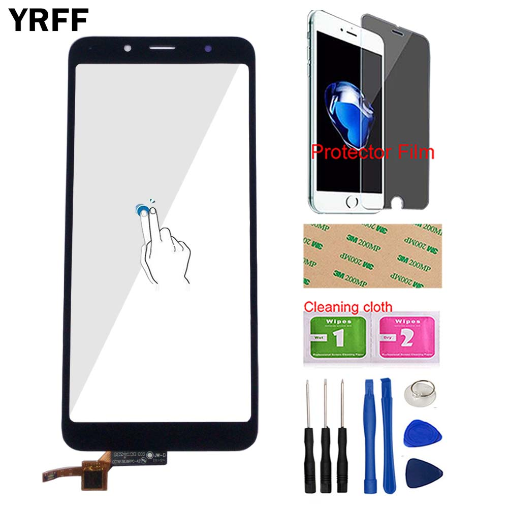Phone Touch Screen Panel For Xiaomi Redmi 7A 7 A Touch Screen Sensor Front Outer Glass Repair Parts For Xiaomi Redmi 7 Pro Tools