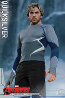 HT Hot Toys Hottoys MMS302 Avengers Age Of Ultron 1 6Th Scale Quicksilver Collectible Figure Specification