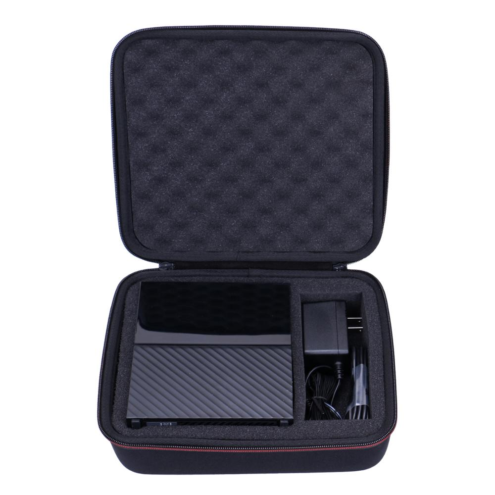 LTGEM EVA Waterproof Carrying Hard Case For Western Digital 4TB My Book Desktop External Hard Drive