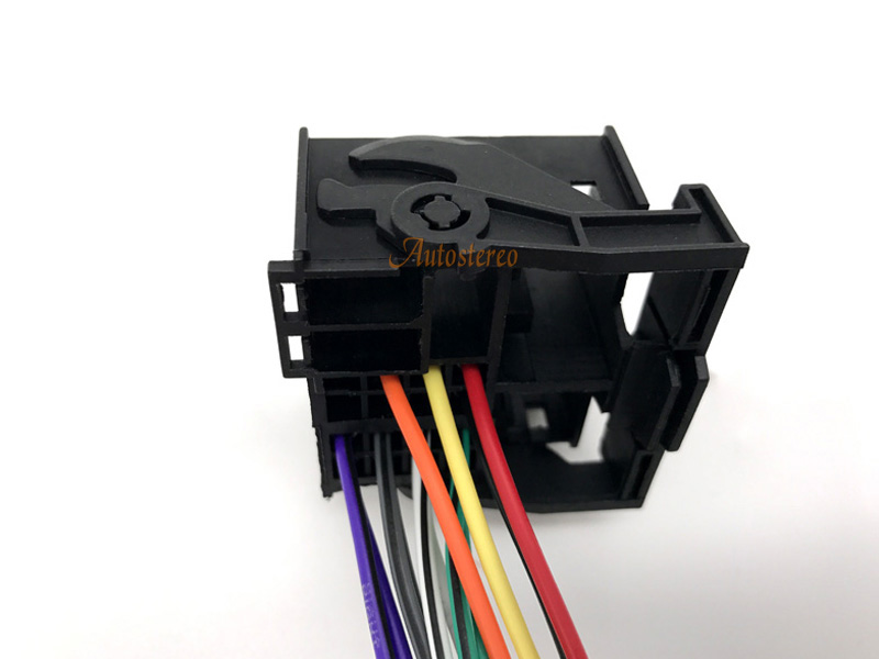 radio wiring harness promotion shop for promotional radio wiring 12 127 iso standard wiring harness radio adapter for renault 2009