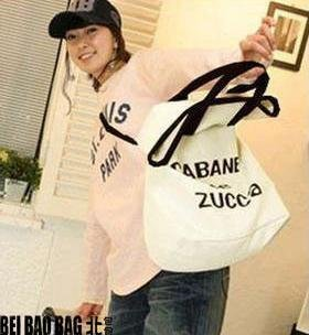 wholesale-mixde order-swagger bag,tote bags,Fashion folding canvas shoulder bag
