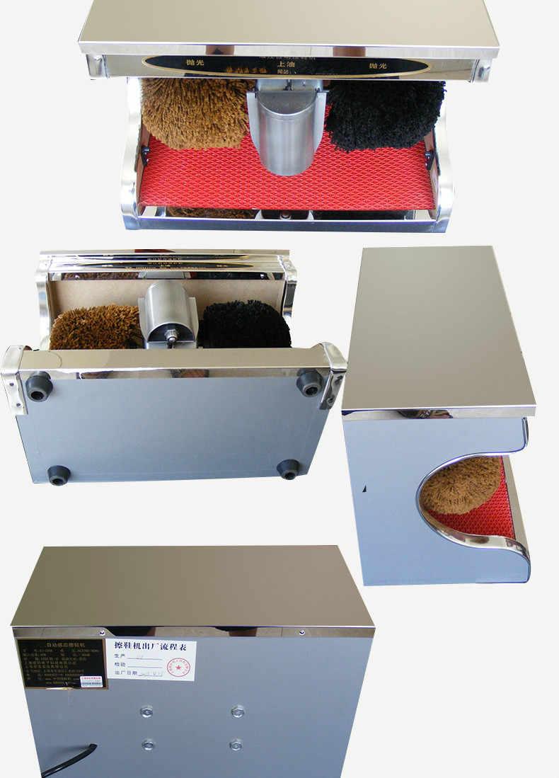 新しい靴研磨機器とのすべてのウールリフレッシュ製品プロモーション家電機自動誘導ポリッシュ 45 ワット