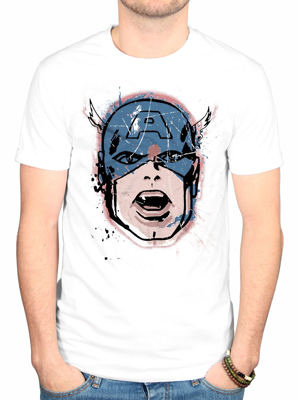 Comics Mens Hulk Big Head Distressed Short Sleeve T-Shirt MARVEL Free Shipping Footlocker Outlet Manchester Free Shipping New Arrival Outlet Footlocker Pictures Discount Real CaAsbrFxR4