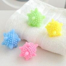 Laundry-Ball Washing-Machine Home Cleaning Starfish 1-Pc Anti-Winding Super-Strong-Decontamination