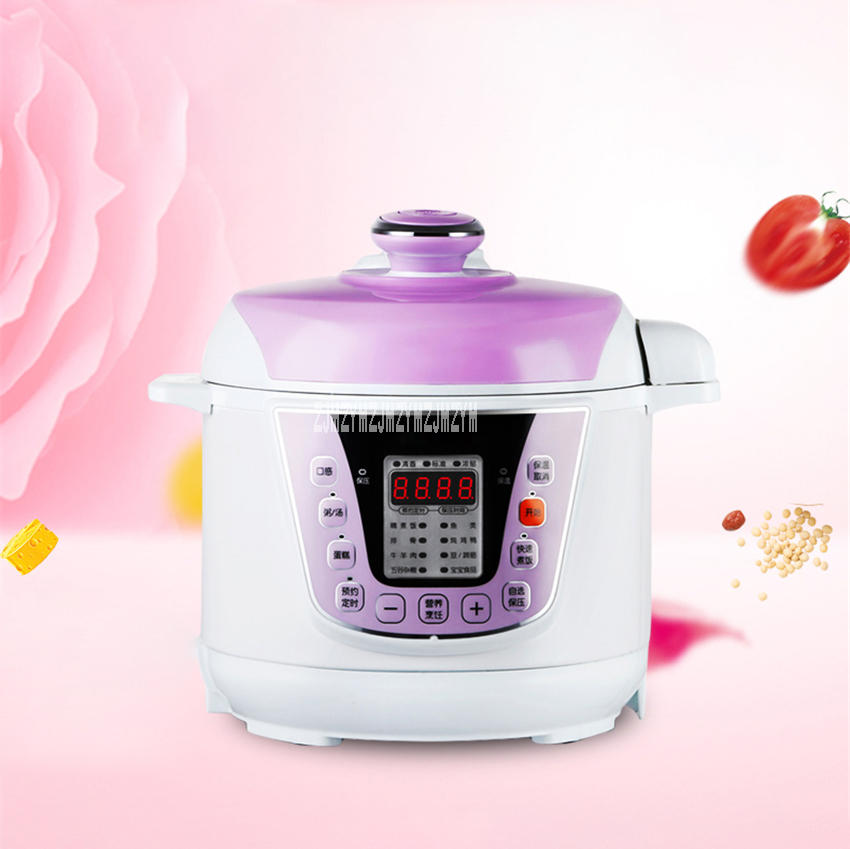 YDG30-70A88 Household Electric Pressure Cooker Multifunction Rice Cooking Machine 3-4 People 750W Electric Rice Cooker 220V/110VYDG30-70A88 Household Electric Pressure Cooker Multifunction Rice Cooking Machine 3-4 People 750W Electric Rice Cooker 220V/110V