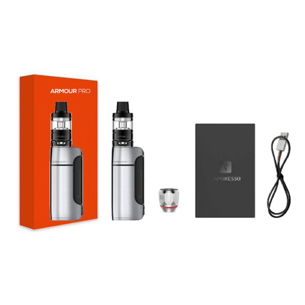 Original Vaporesso Armour Pro 100w Tc Kit With 5ml/2ml Cascade Baby Tank & 0.96 Inch Colorful Display E-cig Vape Kit No Battery #6