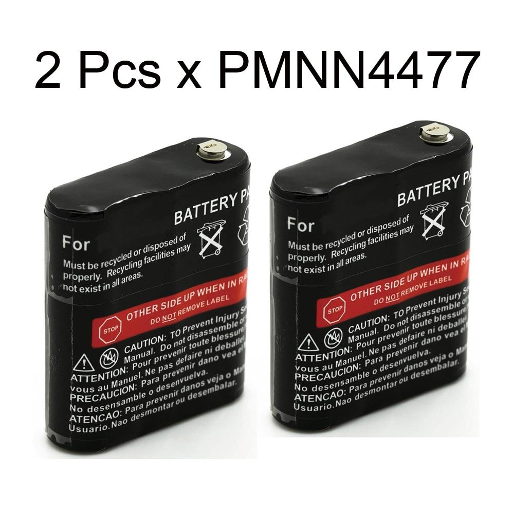 NiMH 3,6V Batterie pour Talkie-walkie Powery Batterie pour Radio Motorola Talkabout T82 Extreme