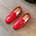 2017 New Autumn children shoes single PU leather shoes boys moccasin loafers shoes SIZE EURO 26-30 Kids Sneakers 906