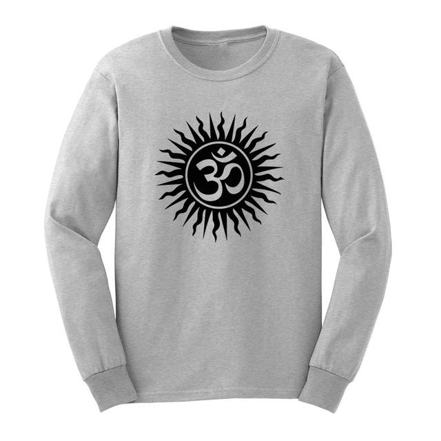 OM Mantra Long Sleeve T-Shirt
