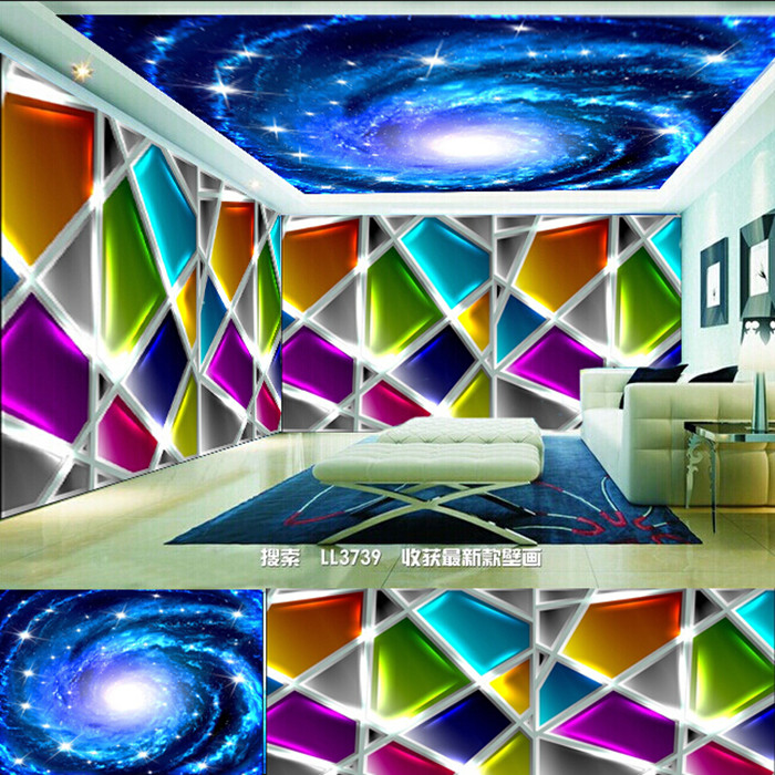 Custom 3d mural wallpaper 3D ceiling wallpaper KTV lounge living room TV background wall wedding room wallpaper mural book knowledge power channel creative 3d large mural wallpaper 3d bedroom living room tv backdrop painting wallpaper
