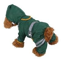 Waterproof Dog Clothes Pet Dog Raincoat Puppy Dog Dog Coats & Jackets