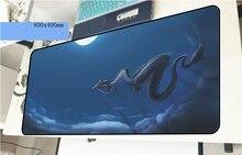 Унесенный в спираль геймерский коврик для мыши большой 800x400x2 мм игровой коврик для мыши дешевый ноутбук pc аксессуары ноутбук padmouse эргономичный коврик