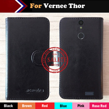 Factory Direct! Vernee Thor Case 6 Colors Luxury Ultra-thin Leather Exclusive 100% Special Phone Cover Cases+Tracking factory direct dexp ixion m245 snap case 6 colors luxury ultra thin leather exclusive 100% special phone cover cases tracking