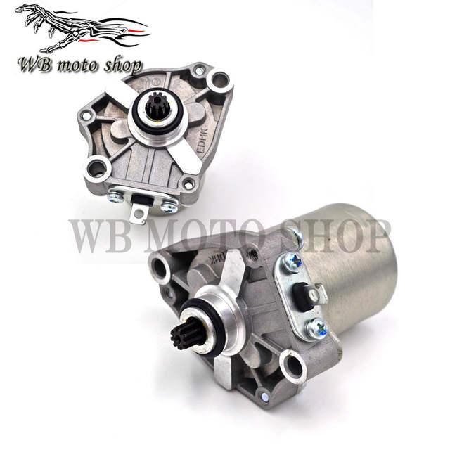 US $31 58 6% OFF|Electric Starter Motor for TODAY DIO50 AF61 AF62 AF67 AF68  Honda DIO 50CC engines scooter-in Motorcycle Starter from Automobiles &