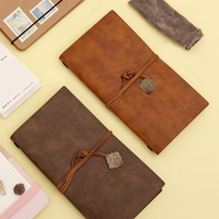 New Classic Japanese High Quality Faux Leather Cover 22x12cm Traveler S Notebook Diary Journal Vintage Retro
