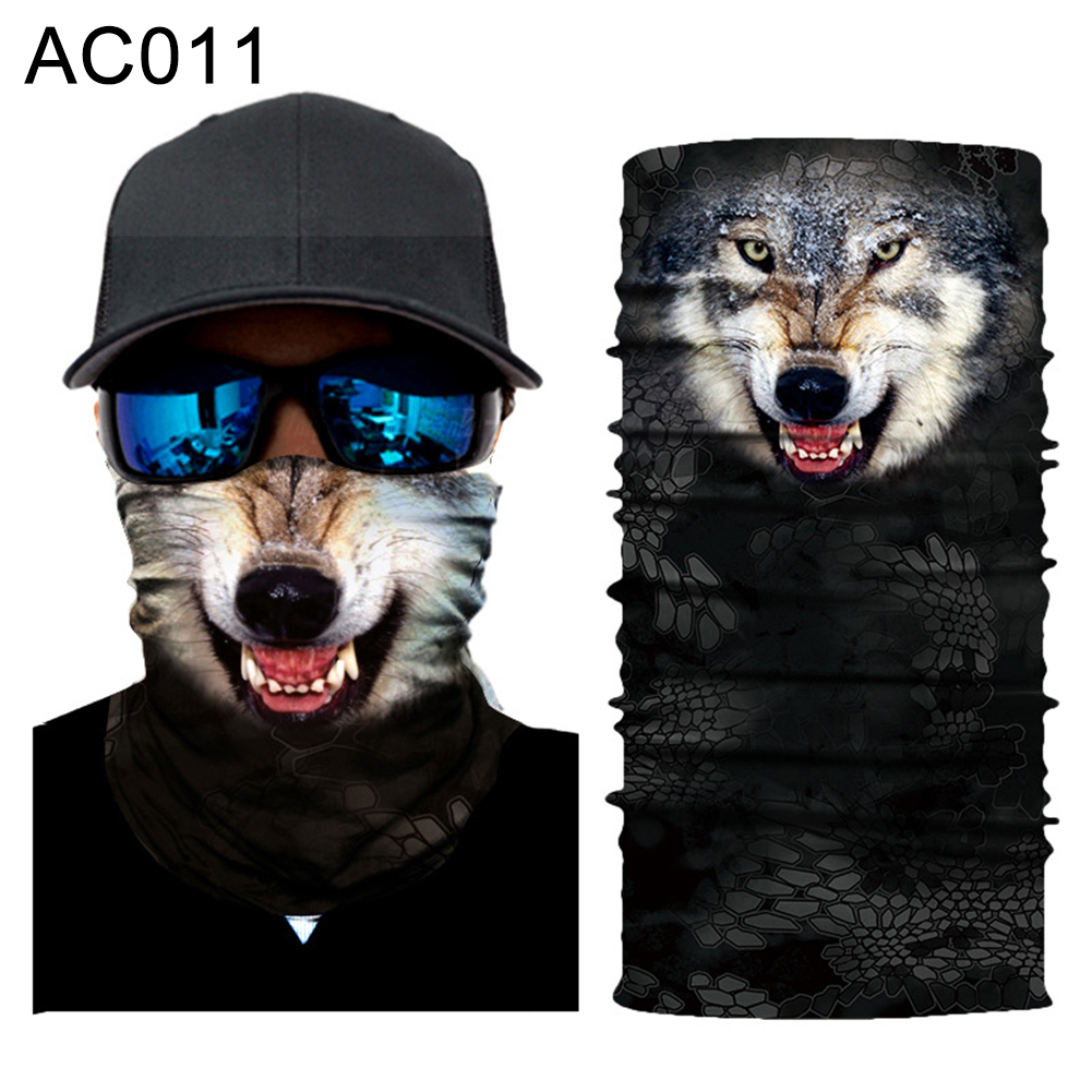 Pirate Hiking Scarf Seamless Bandana Motorcycle Outdoor Sports Magic Face Shield Elastic Neck Gaiter Buffe Shemag Female Shawl Diversified Latest Designs Men's Scarves