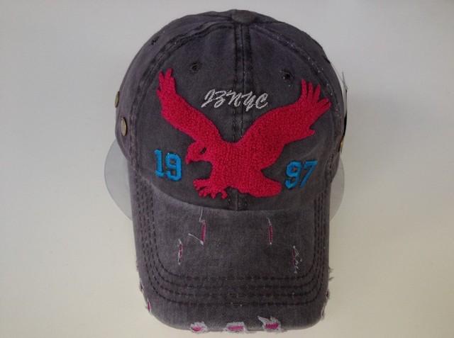 O envio gratuito de moda águia unisex homens/mulheres boné de beisebol, chapéu de Sol ao ar livre, chapéu de sol-shading, bolsa de viagem de lazer, tampão de golfe, chapéu de brim