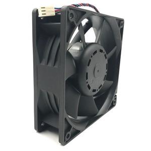 Image 3 - Ventilador do mineiro para a eletrônica delta afb1212ghe 120mm dc 12v 3.24a 3 pinos ventiladores de refrigeração de alta velocidade, 5200rpm 220cfm