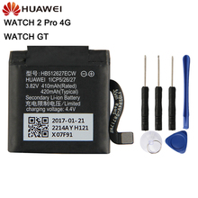 Huawei Original Replacement Battery HB512627ECW For Watch 2 Pro 4G EO-DLXXU Porsche Design GT 420mAh
